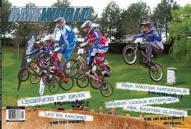 BMX World magazine BACK ISSUES