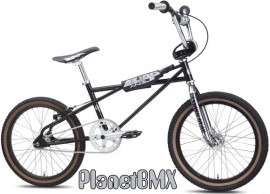 SE Racing 2014 Quadangle Retro Looptail bike BLACK (21