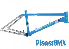 Haro 2016 Lineage Sport Freestyler Frame BLUE / CHROME
