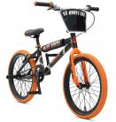 "SE Racing 2020 Ripper bike BLACK SPARKLE (20"" TT)"