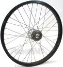 ALEX / SE Mohawk sealed bearing 20x1.75 wheelset BLACK / SILVER