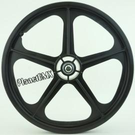 """BLACK 20"""" Skyway TUFF WHEEL II SET- Freewheel"""