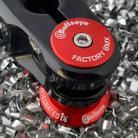 "Bullseye 45/45 Raceworks 1-1/8"" INTEGRATED Sealed headset IN COLORS"