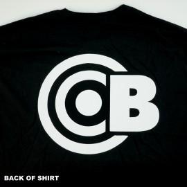 Bullseye BMX Short Sleeve Shirt BLACK