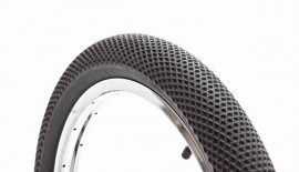 "Cult VANS tires 2.35"" BLACK sidewall"