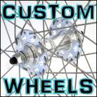 "24""x1.75"" SE Racing Sealed Bearing Wheelset CUSTOM BUILT!"