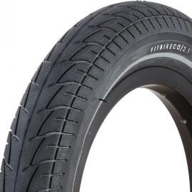 "12"" Fit 2.1 tire set BLACK w/ NIGHTVISION STRIPE"