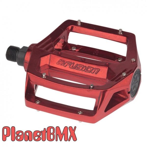 HARO FUSION PEDALS 9//16 FOR 3 PC CRANKS BMX BIKE BICYCLE PEDAL GT SE REDLINE