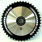 Haro Team Disc Sprocket BLACK / SILVER 44T