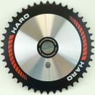 Haro Team Disc Sprocket BLACK / RED 44T