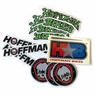 Hoffman Assorted Sticker Pack (14 Stickers)
