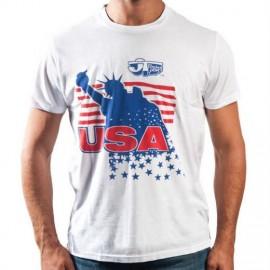 JT Racing LIBERTY retro t-shirt (MED)