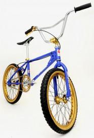 """2019 Kuwahara KZ-01 Anniversary 20"""" bike BLUE"""