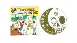"Credence ""Live Free Or Die"" DVD"