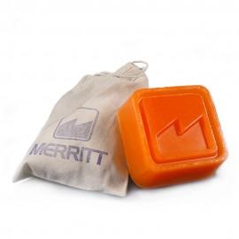 Merritt logo grind wax