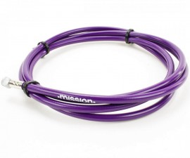 Mission Capture brake cable IN COLORS