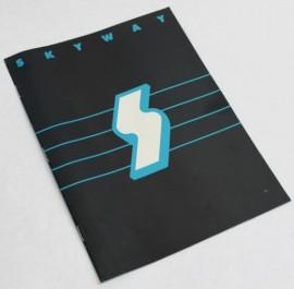 1988 SKYWAY product catalog