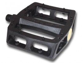 Odyssey Trailmix Alloy pedals BLACK or POLISHED