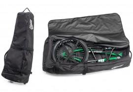 Odyssey Monogram Bike Traveling Bag BLACK