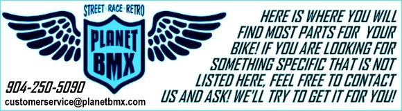 Bike Components & Parts