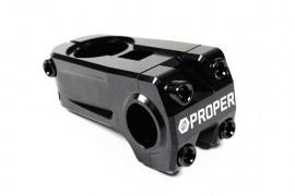 Proper Acala front load stem 52mm BLACK or POLISHED