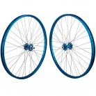 "29""x1.75"" SE Racing Sealed Bearing Wheelset BLUE"