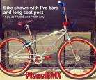 "Skyway 26"" T/A XL Pro Cruiser frame & fork set CHROME (Pre-Order Deposit)"