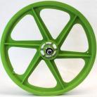 """20"""" Skyway SIX SPOKE Tuff Wheel set IN COLORS"""