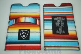 Subrosa Saves wallet / iPhone case BAJA PRINT