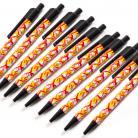 S&M Bikes Shield logo Pen