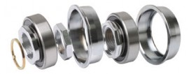 Tange Sealed American bottom bracket for 1-pc cranks BB-220SB 24tpi