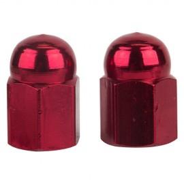Trik Topz Alloy Dome Valve Caps (Pairs)
