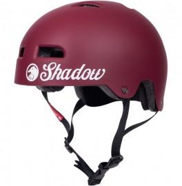 Shadow Conspiracy Classic Helmet MATTE BURGUNDY