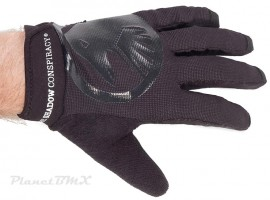 Shadow Conspiracy Crow'd riding gloves BLACK