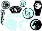 Shadow Conspiracy sticker 20-pack