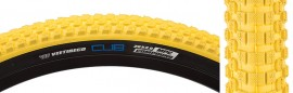 "26"" Vee Rubber Cub 2.0"" tire YELLOW w/ BLACK sidewall"