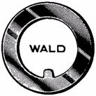 Wald Key Washer for One Piece Cranks