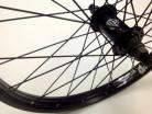 "20"" BLACK ALEX SUPRA DOME RIM WITH 14MM HUB 36H"