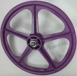 "PURPLE 20"" Skyway TUFF WHEEL II SET- Freewheel"