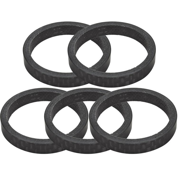 Carbon Fiber Spacers : Quot carbon fiber headset mm spacer planet bmx