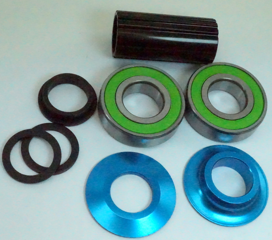 Haro mid 19mm bottom bracket kit in colors planet bmx for Bb shop