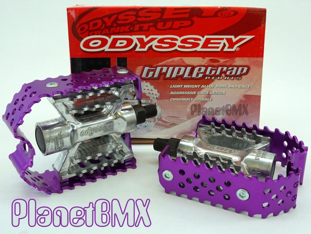 ODYSSEY Triple-Trap Pedal