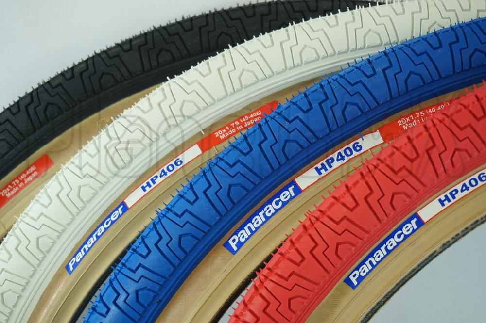 20x1.75 Black Comp 2 style skinwall BMX tire single